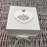 Shabby Chic spezielle Best Nanny Nan 'an Nan Gran Oma Granny Name personalisiert Geschenk Schmuckkästchen Geschenk Schmuck Box Geburtstag