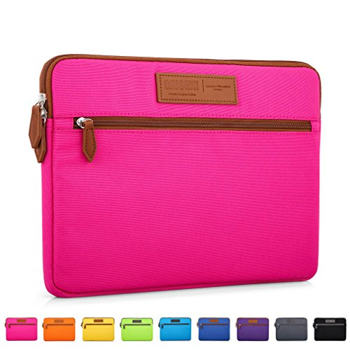 "CAISON 11.6 Zoll Laptophülle Sleeve Case Etui Tasche für 11.6"" Lenovo Yoga 310 300 710 IdeaPad 110S / 11.6"" HP Stream 11 / 12.3"" Microsoft Surface Pro / 12"" Samsung Galaxy Book"