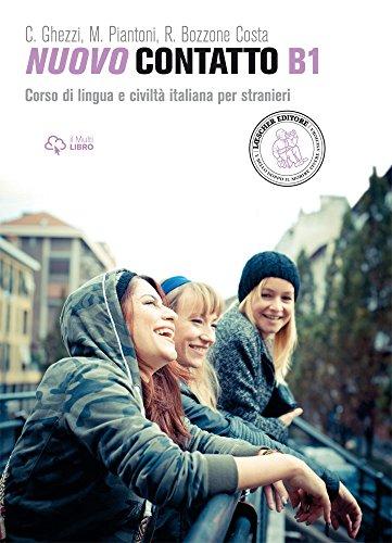 Nuovo contatto. Corso di lingua e civilt italiana per stranieri. Livello A1-B2
