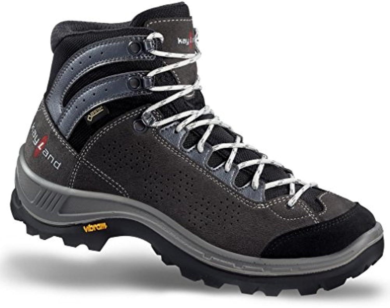 Kayland Shoes Men Bakpacking Cross Mountain GTX Anthiracite 01801803141
