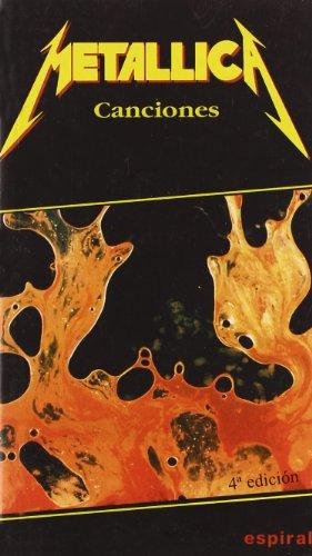 Canciones de Metallica (Espiral / Canciones) por Metallica