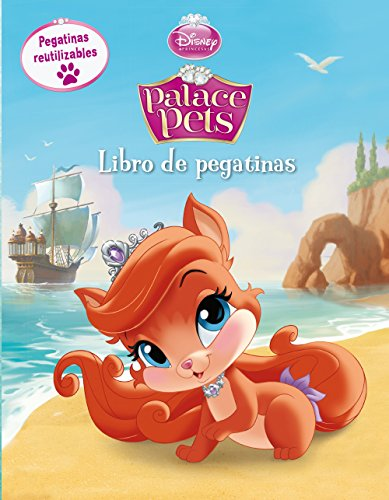 Princesas. Palace Pets. Libro de pegatinas (Disney. Palace Pets) por Disney