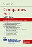 #2: Companies Act with Rules (Paperback Pocket Edition) (January 2018 Edition)