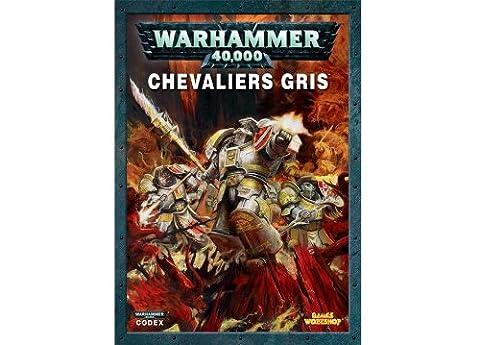 Warhammer Chevaliers Gris - Codex chevaliers gris Warhammer