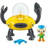 Octonauts Gup-D Crab Mode (Style May Vary)