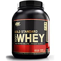 Optimum Nutrition Gold 100% Whey 2273 g Milk Chocolate Protein Shake