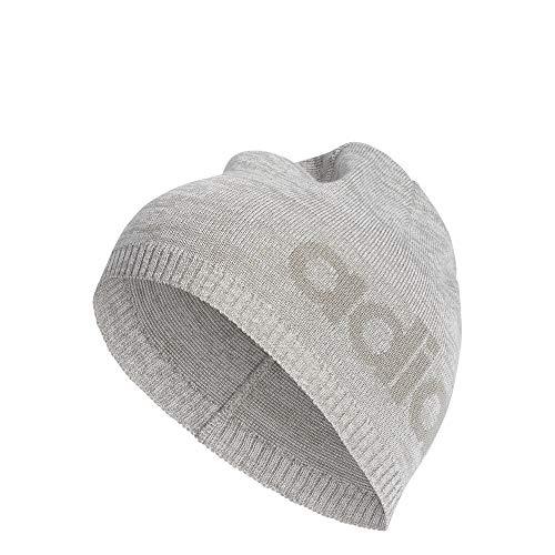 adidas Daily Beanie Lt Hat, Unisex Adulto, Medium Grey Heather/Mgh Solid Grey, OSFW