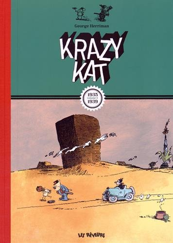Krazy Kat Vol 3 1935 - 1939