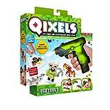 Qixels - Kk87007, Kit per creazioni con cubetti, fissaggio ad acqua con pistola