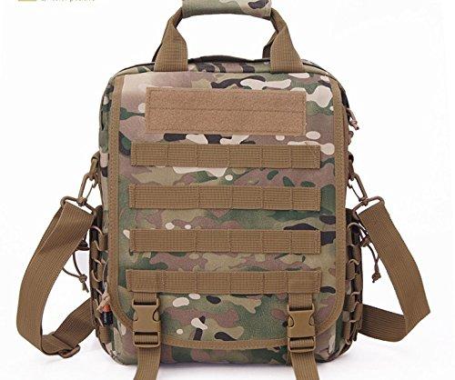Schultern im freien Multi-Purpose Computer Rucksack Handtasche 1