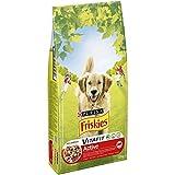 Friskies Vitafit Balance: au Poulet et Légumes Ajoutés - 10 KG - Croquettes pour ChienAdulte