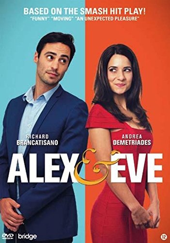 dvd - Alex & Eve (1 DVD)