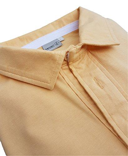 "BANQERT Herren Polo Shirt ""Grand Baie"" | 100% ""pro-ability"" Baumwolle | FAIRE Löhne | Made in Mauritius | versch. Farben Sorbet Yellow"