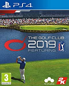 The Golf Club 2019 (PS4): Amazon co uk: PC & Video Games
