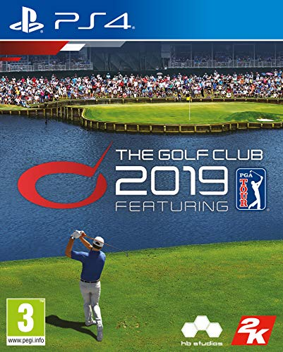 The Golf Club 2019 PS4 [ ] (Spiele 4 Playstation Golf)