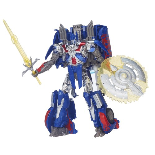 Transformers First Edition: Ära des Untergangs Optimus Prime Figur (Optimus Transformers Prime 4)