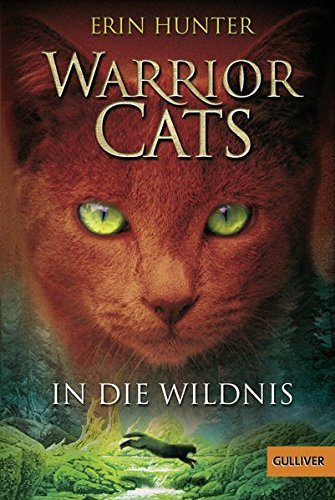 Buchcover Warrior Cats. In die Wildnis: I, Band 1