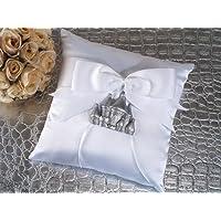 Silver Castle Ring Pillow by Cassiani Collections Wedding Favors preisvergleich bei billige-tabletten.eu