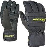 Slytech Festung Park Finger Ski Handschuhe S schwarz
