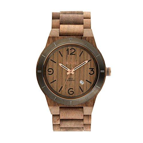 WeWood Reloj de caballero WW08012
