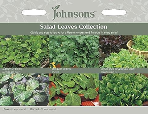 Johnsons UK/JO/VC Salad Leaves Collection