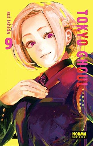 Tokyo Ghoul 9 por Sui Ishida