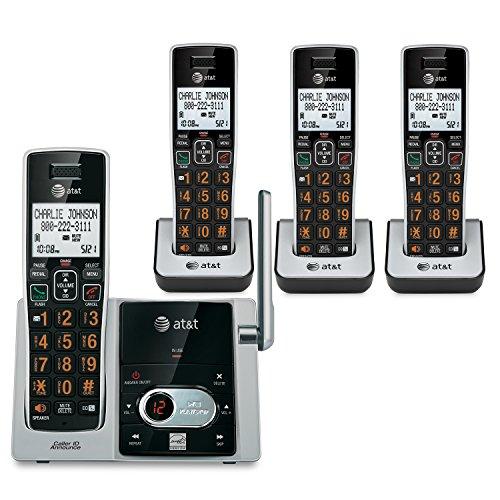 ATT 4 Handset Answering System CID