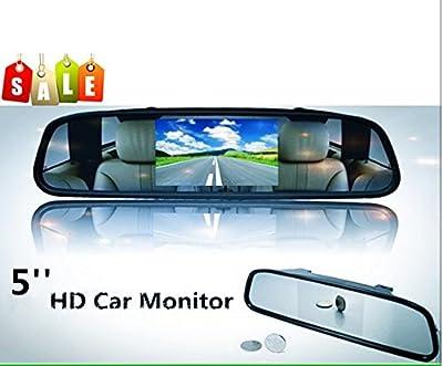 BW LCD Car DVD CCTV Reverse Rear View Camera Monitor - cheap UK light shop.