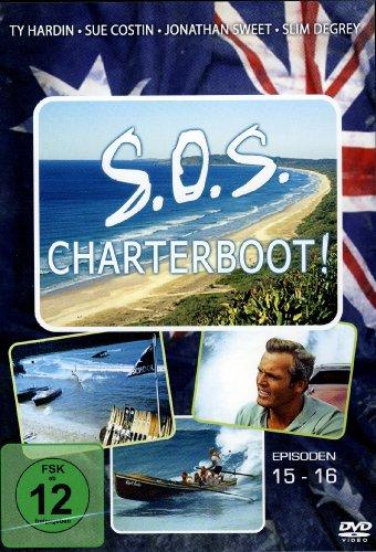S.O.S. CHARTERBOOT - Episoden 15 - 16 (No.8) (Das Inselhotel - Die Ausbrecher)