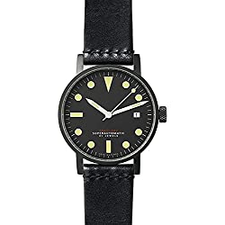 VOID V03M Watch - Black (Automatic)