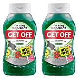 Best Cat Repellents - 2 x Get Off My Garden Cat Review