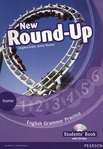 Round Up Ne Starter Level - Students' Book (+Cd) (Round Up Grammar Practice)