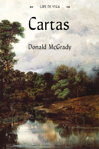 Cartas (Juan de La Cuesta; Hispanic Monographs) por Donald McGrady