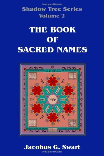 The Book of Sacred Names by Jacobus G. Swart (30-Mar-2012) Paperback
