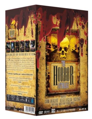The Horror Anthology - 7 Horror DVDs zum Wachbleiben (7 DVDs)