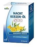 hübner Nachtkerzen-Öl Kapseln mit Vitamin E (60 Stück)