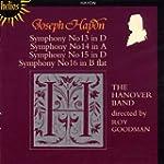 Symphonies N� 13 En R� Majeur - N� 14...