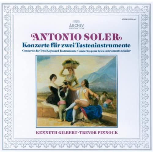 Soler: 6 Concertos for Two Keyboard Instruments