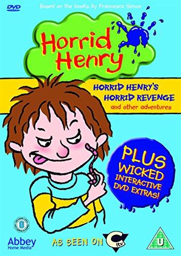 horrid-henrys-horrid-revenge-dvd