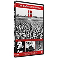 Leni Riefenstahl Collection (4 DVD): Victory of Faith (Sieg Des Glaubens) 1933 / Triumph of the Will (Triumpf Des Willens) 1934 / Day of Freedom (Tag