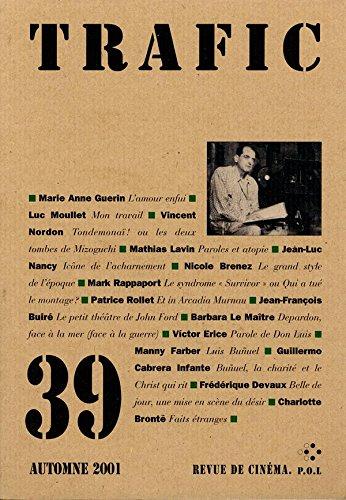 Trafic N° 39 (Automne 2001) par Collectifs