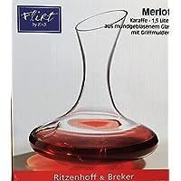 Ritzenhoff & Breker Conico Bianco, Juego de Café, 18 Piezas, Porcelana, 77032