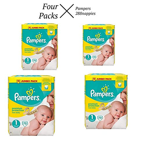 pampers-newborn-baby-nappies-size-1-premium-protection-giant-value-pack-4-x-72288-designed-especiall