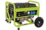 Generador de corriente (grupo electrógeno) Zipper STE 2800