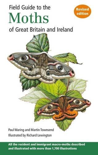 Field Guide to the Moths of Great Britain and Ireland by Waring, Paul, Townsend, Martin (2009) Hardcover