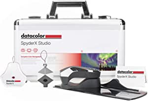 Datacolor Spyderx Studio Color Management Kit From Camera Photo