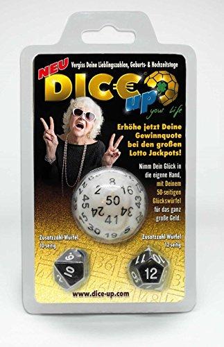 Dice-Up Lottowürfel