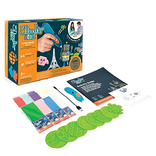 3Doodler Start Super Mega 3D Pen Set For Kids