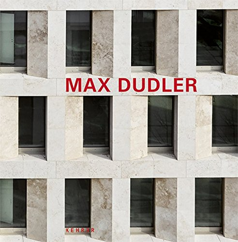 Max Dudler par Collectif