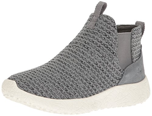 Skechers Damen Sneaker Scoppiare Fresco Pensando Grau Carboncino